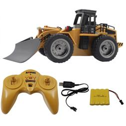 1:18 2.4Ghz 6CH Remote Control Vehicles Snow Sweeper Machine