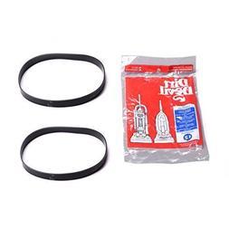 Dirt Devil Style 12 Vacuum Belt, Pack Of 2, Platinum Force U