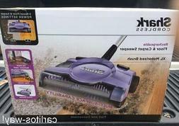 Shark 13'' Rechargeable Floor & Carpet Sweeper Vacuum