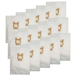 ZVac 15Pk Compatible Cloth Vacuum Bags Replacement for Kirby