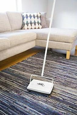 "Fuller Brush Electrostatic Carpet & Floor Sweeper - 9"" Clean"