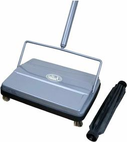 17042 electrostatic carpet floor sweeper with additional