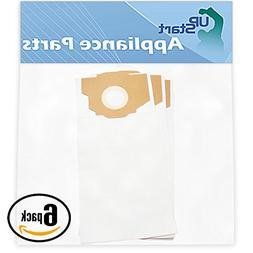 18 Replacement RR Vacuum Bag 61115B for Eureka - Compatible