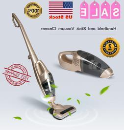 Dibea 2-In-1 Wireless Upright Handheld Stick Vacuum Cleaner