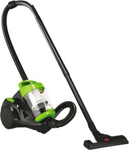 Bissell 2156A Zing Bagless Canister Vacuum, Green Bagless  N