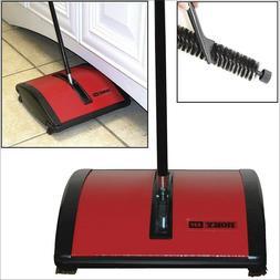 HOKY 23T Rotorbrush Floor And Carpet Sweeper