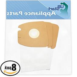 UpStart Battery 24 Replacement Eureka 3670A Vacuum Bags - Co