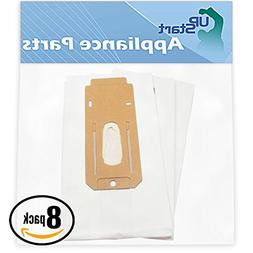 UpStart Battery 24 Replacement Oreck XL-9400 Vacuum Bags - C
