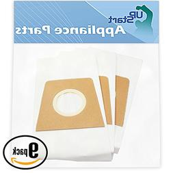 UpStart Battery 27 Replacement Royal RY9000 Vacuum Bags - Co
