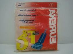 3 BAGS   EUREKA  52320 DISPOSABLE SWEEPER BAGS F&G