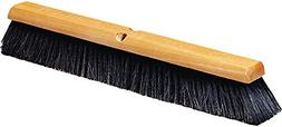Carlisle 4503003 Flagged Fine Floor Sweep, Blended Horsehair
