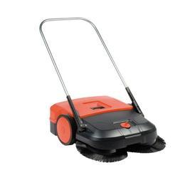 Haaga 475 Manual Triple Brush Sweeper, 30 Width