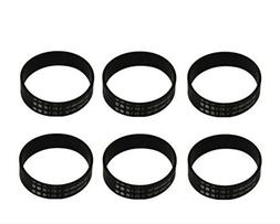 6 Kirby Vacuum Belts G10D Traction Belt for Power Drive - NE