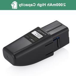 7 2v 2000mah ni mh replacement battery