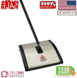 Bissell 92N0A Natural Sweep Dual Brush Floor Sweeper, Do Not