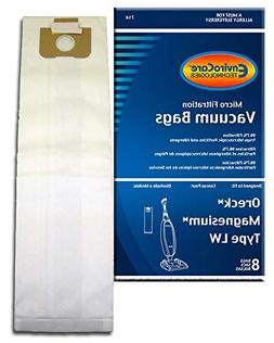 EnviroCare Replacement Vacuum Bags for Oreck Magnesium Type