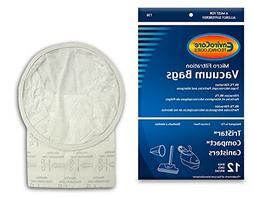 EnviroCare Replacement Vacuum Bags for Tristar Canisters 12