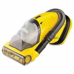 Eureka Easy Clean Hand Vacuum 5 lbs, Yellow - crevice tool,
