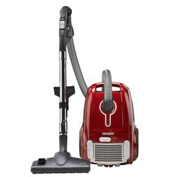 Fuller Brush - Home Maid Canister Vacuum - Metallic Red