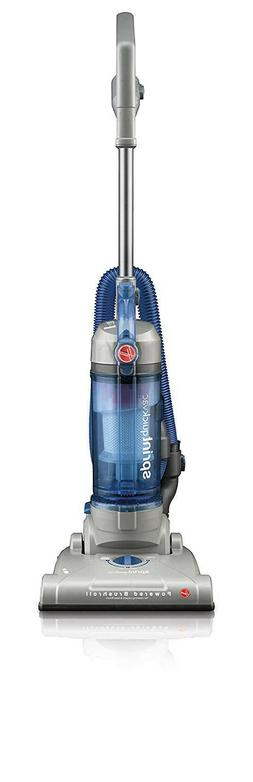 Hoover - Sprint Quickvac Bagless Upright Vacuum - Gray