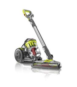 Hoover - Windtunnel Air Bagless Canister Vacuum - Gray