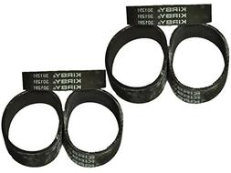 Kirby Vacuum Cleaner Belts 301291 Fits all Generation series