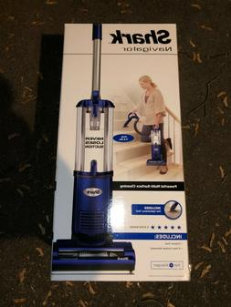 Shark - Navigator Bagless Upright Vacuum - Blue