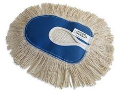 "Turkey Creek Essentials 10"" x 6.5"" Wedge Dust Mop Refill for"