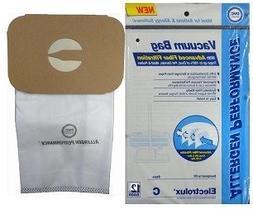 Aerus Electrolux Type C HEPA Certified Cloth Upright Vacuum