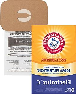 Arm & Hammer  A& H Electrolux Style C & Tank Premium Paper 9
