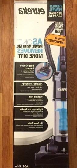 Eureka AS ONE Bagless Upright Vacuum, Blue AS2113A - Corded