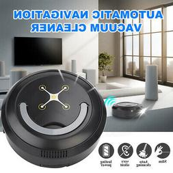 USB Self Navigated Rechargeable Smart Robot Vacuum Auto Swee