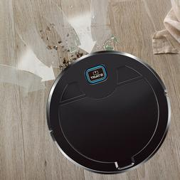 Automatic Rechargeable Smart Robot Vacuum Cleaner Suction Sw
