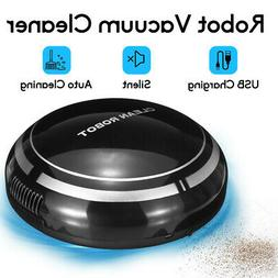 automatic rechargeable smart robot vacuum cleaner suction