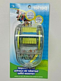 PERLER BEAD SWEEPER TOOL FOR EASY CLEAN UP EASY TO USE~BEADS