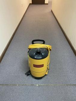 Brand New Carpet Pro SCBP-1 Commercial Backpack Vacuum - Cor