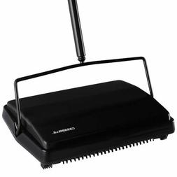 Casabella Carpet Sweeper 11 Inch Lightweight Electrostatic F