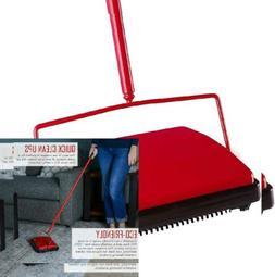 """Casabella Carpet Sweeper 11"""" Electrostatic Floor Cleaner - R"""