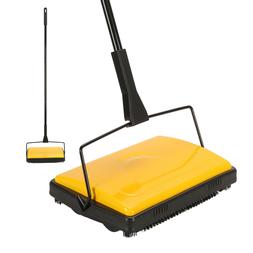 CARPET SWEEPER CORDLESS RUG CLEANER DUSTER BROOM