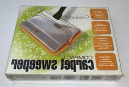 Casabella Compact Carpet Sweeper Non-Electrical Manual NEW S