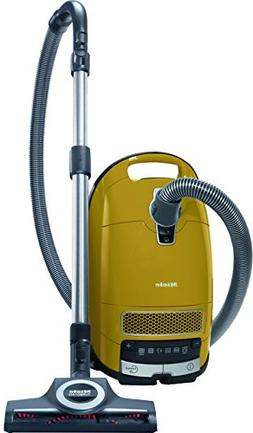 Miele Complete C3 Calima Canister Vacuum, Canary Yellow