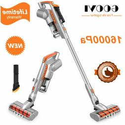 Cordless Vacuum Cleaner 2 in 1 Handheld Stick LED Brush Car
