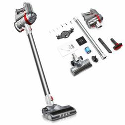 cordless vacuum cleaner 2in1 handheld stick led