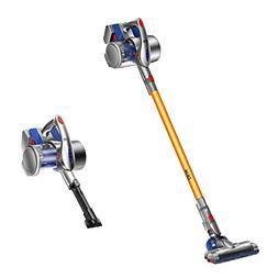 Deik Cordless Vacuum, 2 in 1 Vacuum Cleaner, Cordless Stick