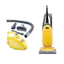 Carpet Pro CPU-350 Commercial Upright Vacuum Cleaner with To