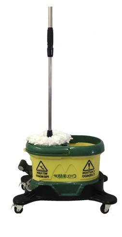 Cyclomop Commercial Spin Mop Sweepers Home Industrial Floor