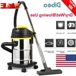 Dibea DU100 Handheld Stick Upright Vacuum Cleaner Wet/Dry Sw