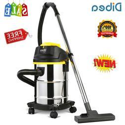 Dibea DU100 Handheld Vacuum Cleaner Barrel Handstick Wet/Dry