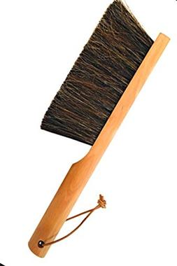 Dustpan Brush Only- Bench Brushes are used as a Counter, Han