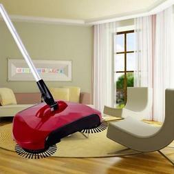 easy clean rotating sweeper